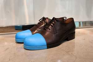 Elsa Oxford Shoes Give a Two-Tone Hue to Classic Footwear