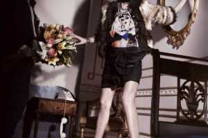 Lanvin and H and M Release a Fashionable Ad Campaign