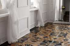 Wood Floor Mosaics - Parchettificio Toscano Flooring is Tailor-Made by Italian Master Craftsmen