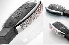 Blinged-Out Car Keys