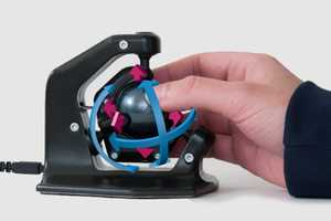 The Axsotic 3D Spheric Mouse Lets You Rotate with Depth and Accuracy