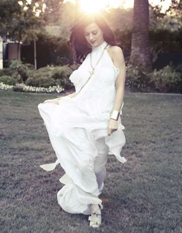 Katy Perry Harper s Bazaar