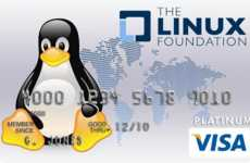 The Linux Foundation Visa Card Raises Money for OS Nerds