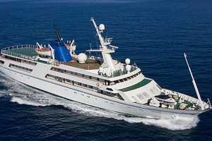 The Saddam Hussein 'Ocean Breeze' Megayacht is Selling for $30M
