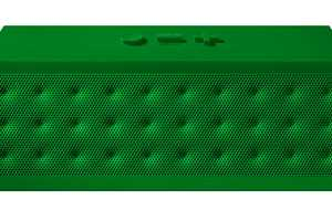 The Jawbone Jambox is a Sleek, Wireless, Pocket-Sized Stereo