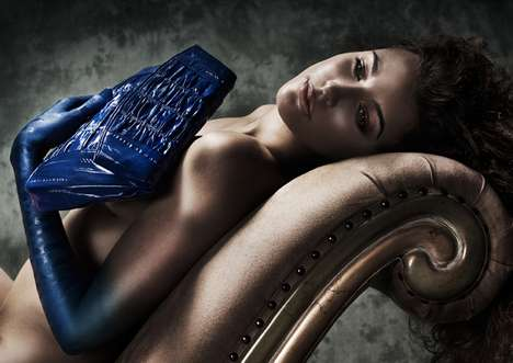 Mutating Model Campaigns - The Heidi Mottram SS11 Collection is Magical and Mystical