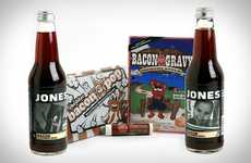 Wash Your Breakfast Down with JD Bacon Soda