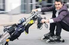 Extreme Stunt Unicycles