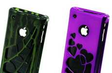 76 Creative iPhone Cases - From Diamond iPhone Sleeves to Leopard Print iPhone Holders