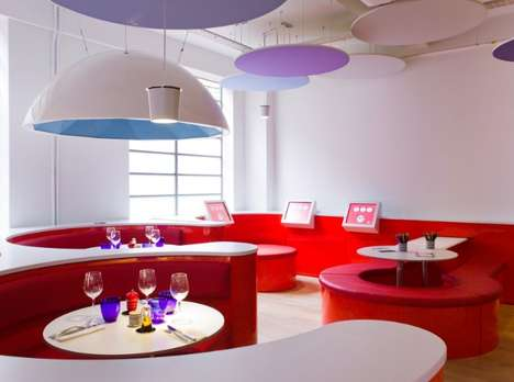 Pizza Express concept restaurant