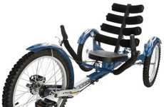 Lazy Lounger Tricycles