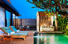 Luxury Hotel Expansions - The W Retreat Bali is a Visual Stunner