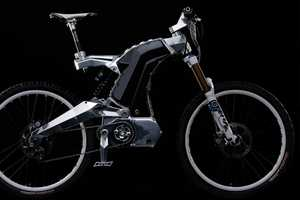 'The Beast' is a High-Performance Electric Cycle