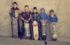 Social Skateboarding Schools - The Diesel Skateistan Project Teaches an Important Lesson