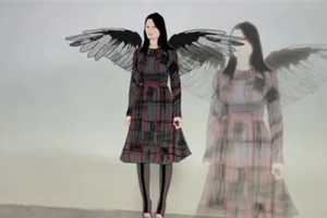 The Prada Fantasy Motionbook Showcases FW 2010 Styles