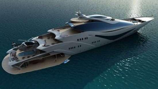 Majestic Mega Yachts