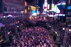 Times Square Xbox 'Kinect' Launch Takes it to the Streets