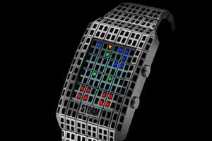 Chart Out the Time with the Storm Cosmo LED Watch