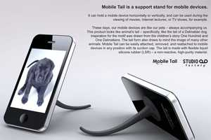 Mobile Tail for iPhones is Perfect for Dog Lovers