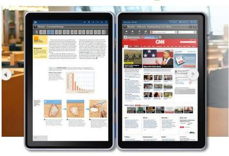 Techie Textbooks - Kno Tablet Revolutionizes How You Learn in School