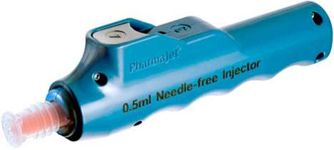 PharmaJet Needle-Free Injector
