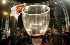 Gigantic Wine Goblets