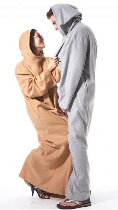 The Phrobi Blanket Robe