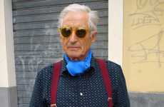 Style-Stalked Seniors - Sicily is the Most Fashionable Town in this Charming Video