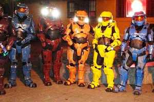 These Replicated Halo Costumes are Painstakingly Detailed