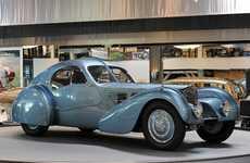 Ultra Luxury Classic Cars