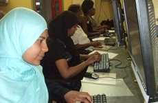 Technological Literacy Programs - '121 Women and Computers' Teaches Valuable Employment