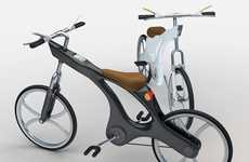 iPod-Integrated Bikes