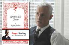 'Mad Men' Memoirs - The Roger Sterling 'Sterling's Gold' is Now Available in Stores