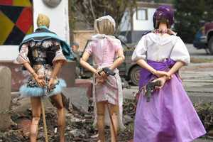 The Mark Hogancamp 'Marwencol' Video Uses Figurines for Violence