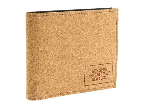 Jack Spade Cork Wallet