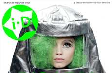 Otherworldly Fashion Covers