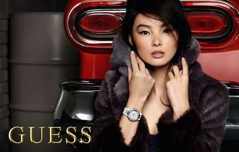 Guess Watch Fall Winter 2011