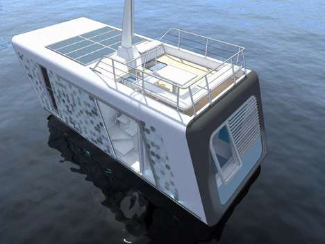 Floating Studio Flat