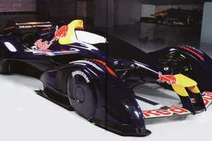 Red Bull Just Got Supercharged with the F1 Red Bull X1 Prototype