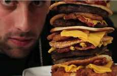 Fearless Food Vlogs - The Boys at Epic Meal Time Tackle Monstrous Meals