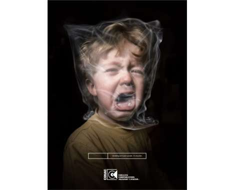 strong anti-smoking campaigns