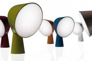 The Binic Lamp by Ionna Vautrin has Cute Character