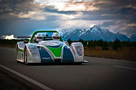 racing green endurance srzero