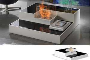 The Fontana Forni 'Horus' Fireplace Lets You Play With Fire