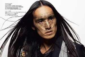 Koichiro Doi Shoots the Tokyo Tribe VMAN Editorial