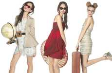 Glam Globetrotting Fashion