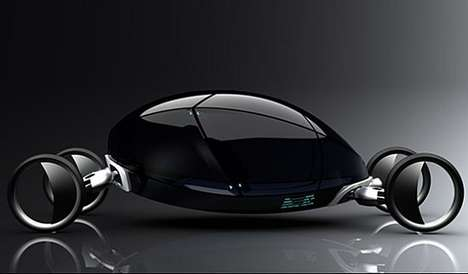 Next-Gen Countryside Vehicles - This My Space Auto is Designed for Teens Residing in the Country