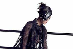 This Ming Xi Vogue China Spread Flies High in Style