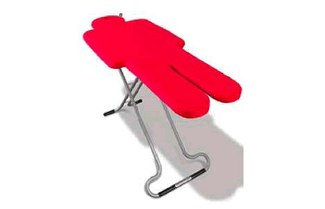 the ironman ironing board