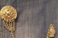 Fashion Forward Jewelry Designer Jan Roberts Creates Jewelry for Jeans